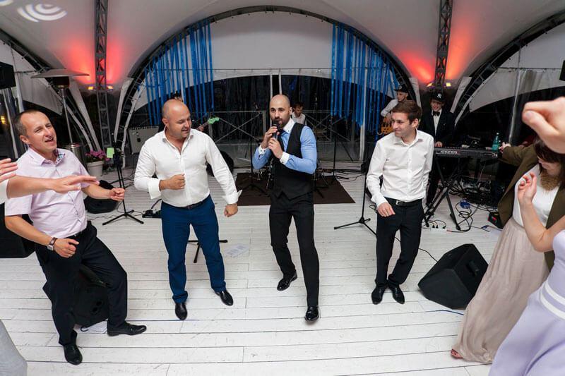 Фото кавер-группа на свадьбе в Москва 3